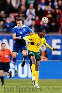 SOCCER: NOV 13 USA v St Vincent & the Grenadines