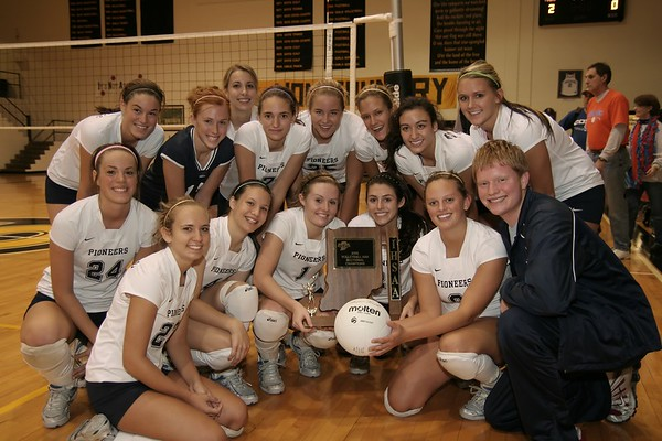 Providence Volleyball 2006