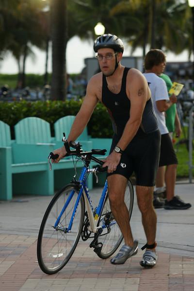Publix South Beach, FL Triathlon - Duathlon - 0059