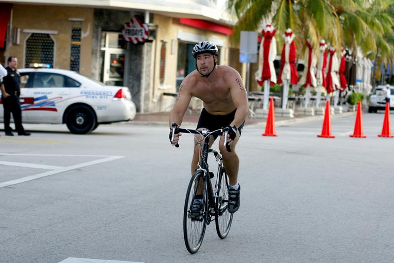Publix South Beach, FL Triathlon - Duathlon - 0072