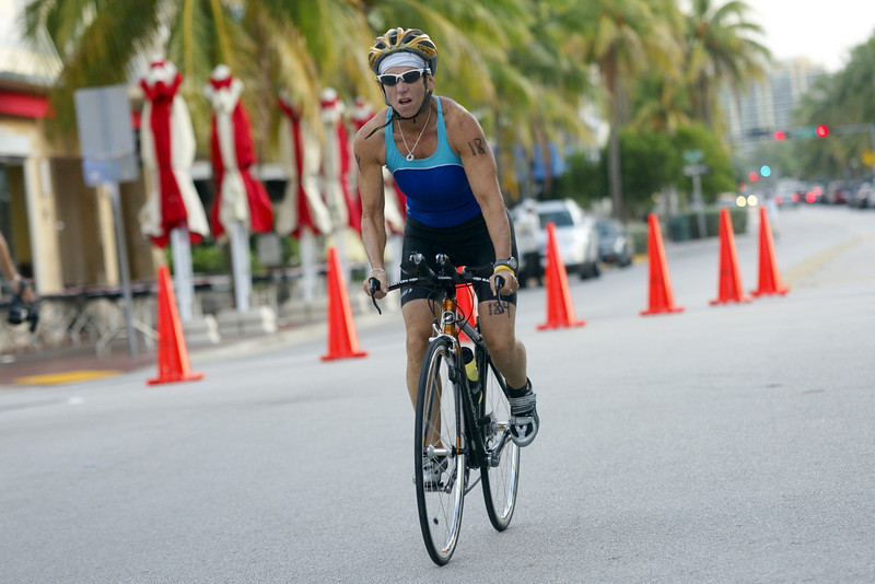 Publix South Beach, FL Triathlon - Duathlon - 0112