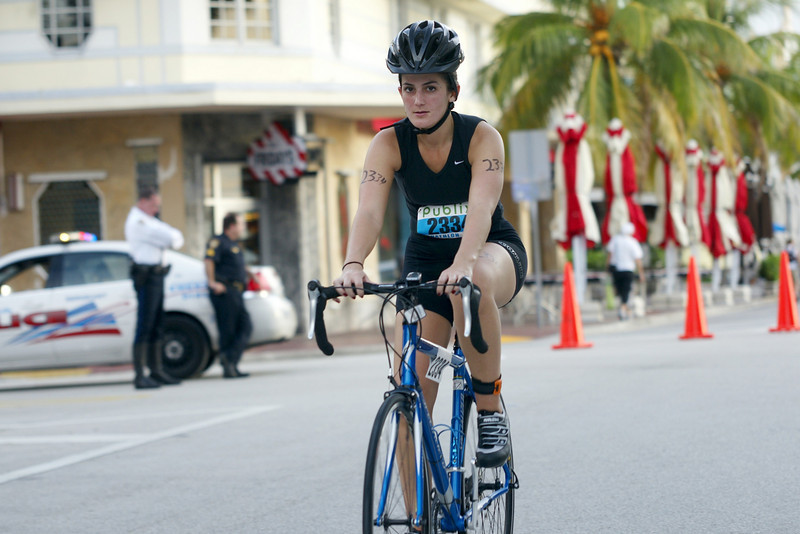 Publix South Beach, FL Triathlon - Duathlon - 0127