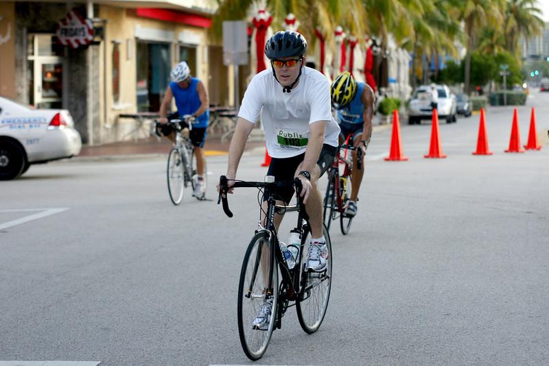 Publix South Beach, FL Triathlon - Duathlon - 0066