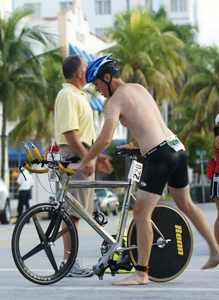 Publix South Beach, FL Triathlon - Duathlon - 0064