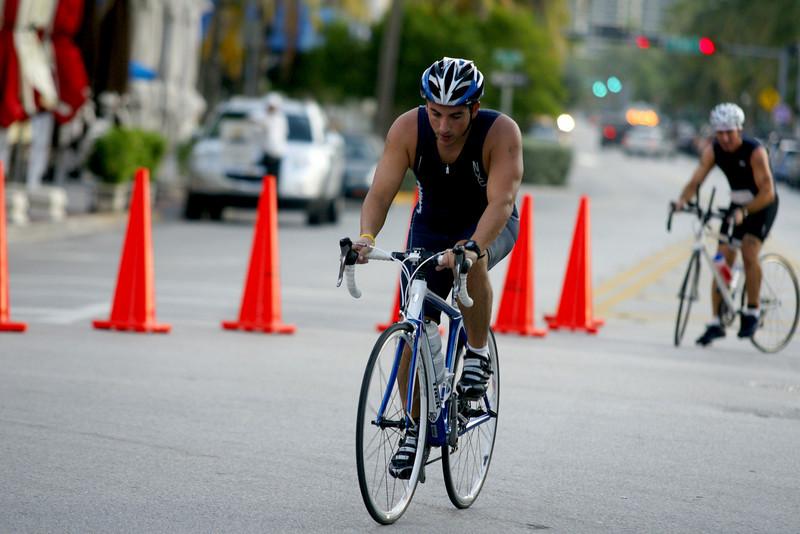 Publix South Beach, FL Triathlon - Duathlon - 0070