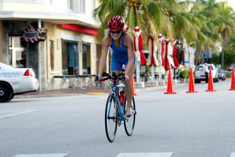 Publix South Beach, FL Triathlon - Duathlon - 0086