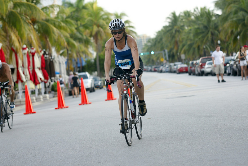 Publix South Beach, FL Triathlon - Duathlon - 0122
