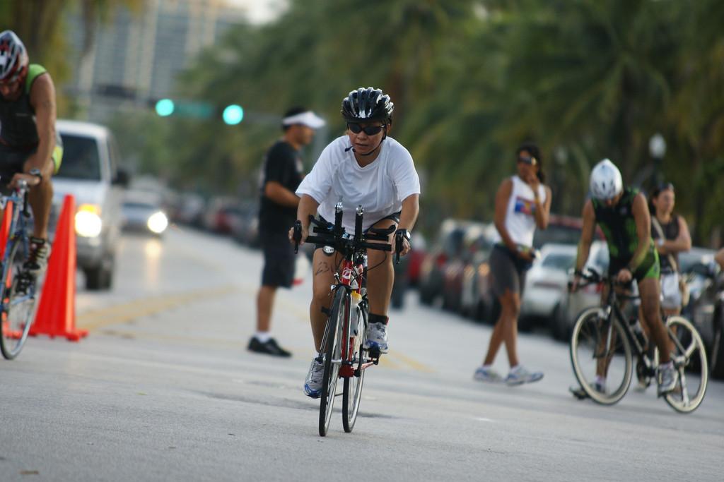 Publix South Beach, FL Triathlon - Duathlon - 0094