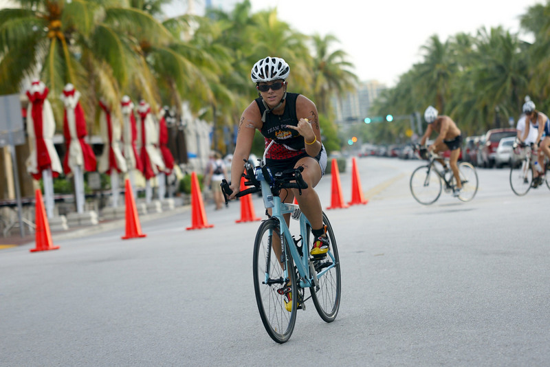 Publix South Beach, FL Triathlon - Duathlon - 0121
