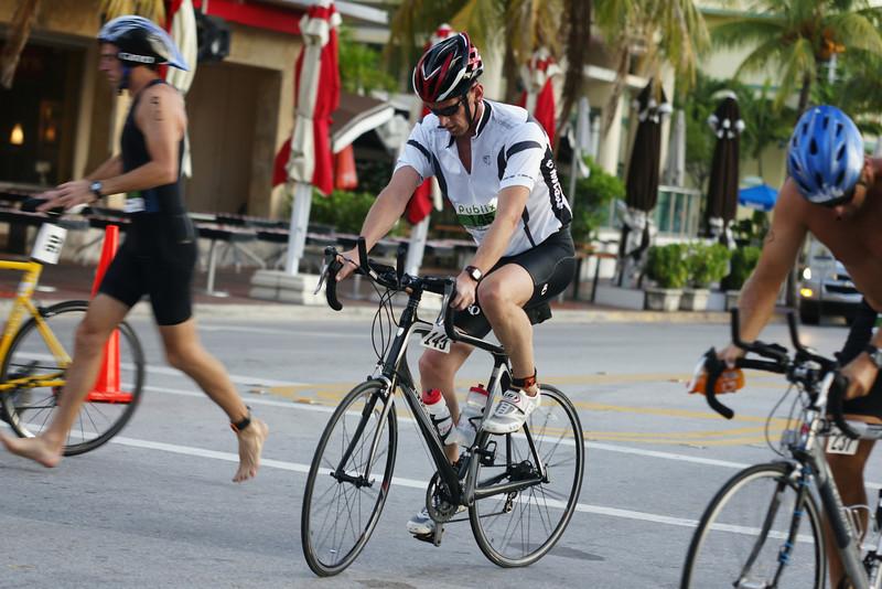Publix South Beach, FL Triathlon - Duathlon - 0063