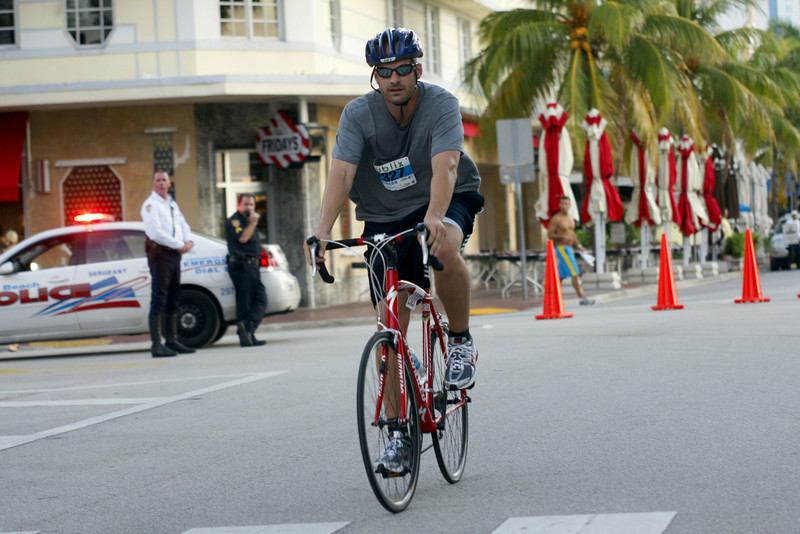 Publix South Beach, FL Triathlon - Duathlon - 0114