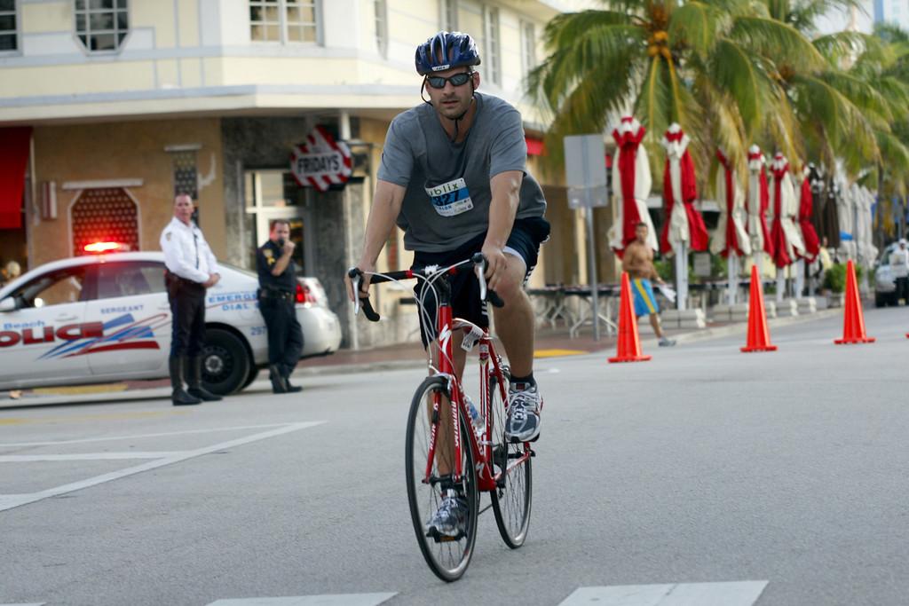 Publix South Beach, FL Triathlon - Duathlon - 0114