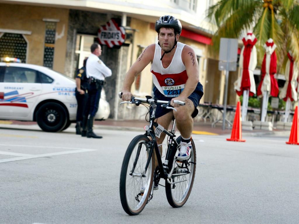 Publix South Beach, FL Triathlon - Duathlon - 0103