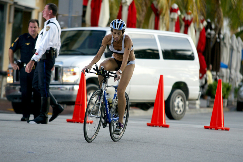 Publix South Beach, FL Triathlon - Duathlon - 0099