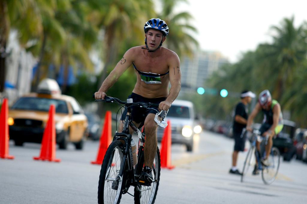 Publix South Beach, FL Triathlon - Duathlon - 0092