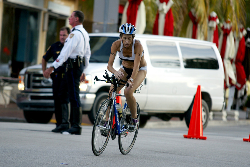 Publix South Beach, FL Triathlon - Duathlon - 0100