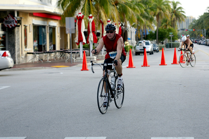 Publix South Beach, FL Triathlon - Duathlon - 0085