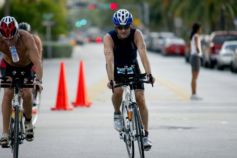 Publix South Beach, FL Triathlon - Duathlon - 0068