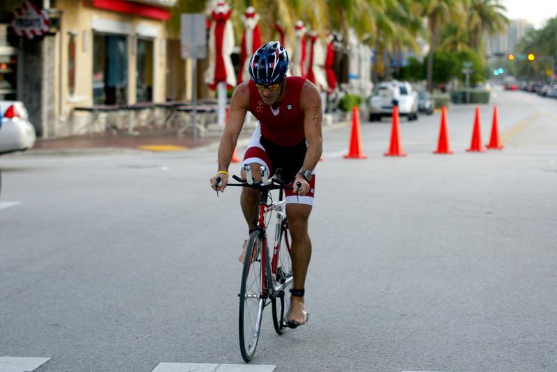 Publix South Beach, FL Triathlon - Duathlon - 0067