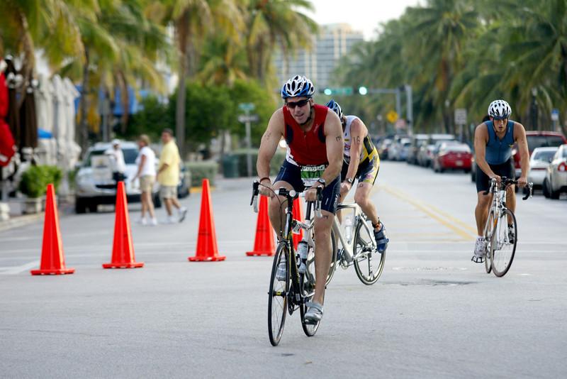 Publix South Beach, FL Triathlon - Duathlon - 0073