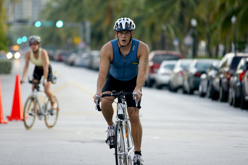 Publix South Beach, FL Triathlon - Duathlon - 0075