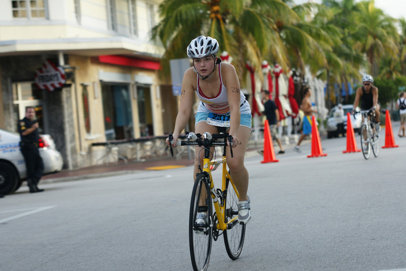Publix South Beach, FL Triathlon - Duathlon - 0116