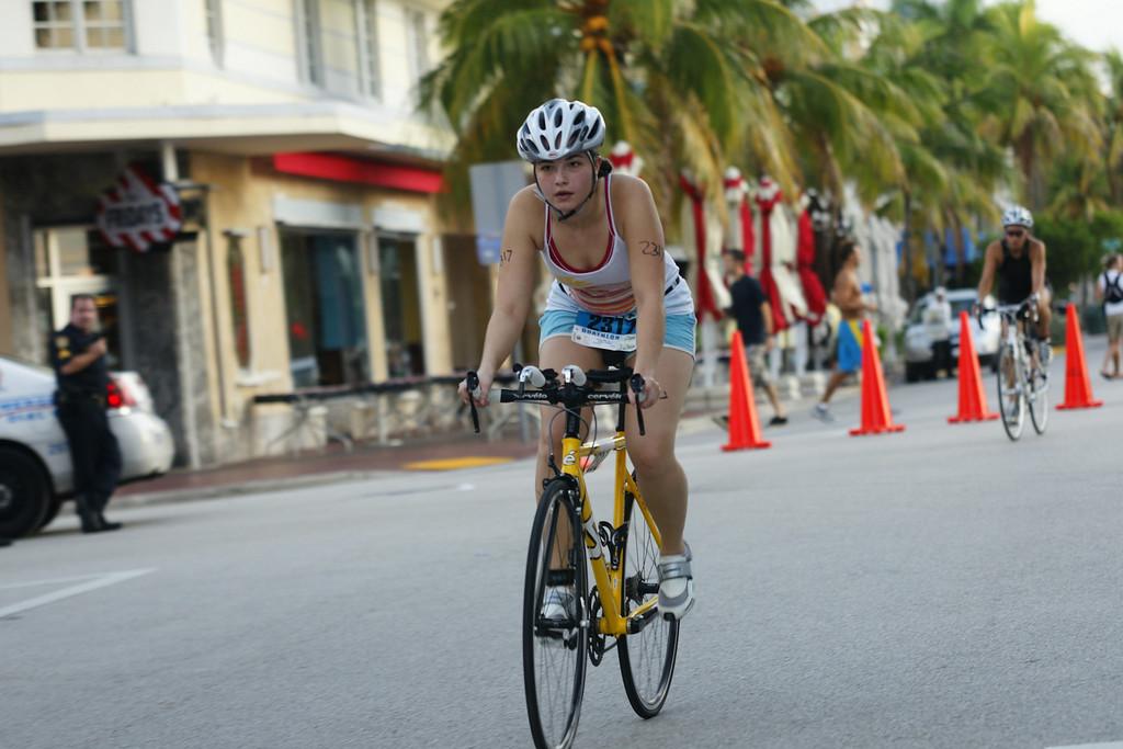 Publix South Beach, FL Triathlon - Duathlon - 0116