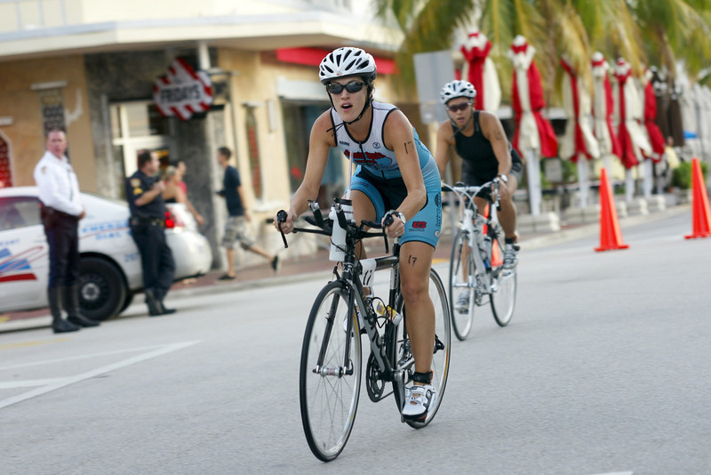 Publix South Beach, FL Triathlon - Duathlon - 0119