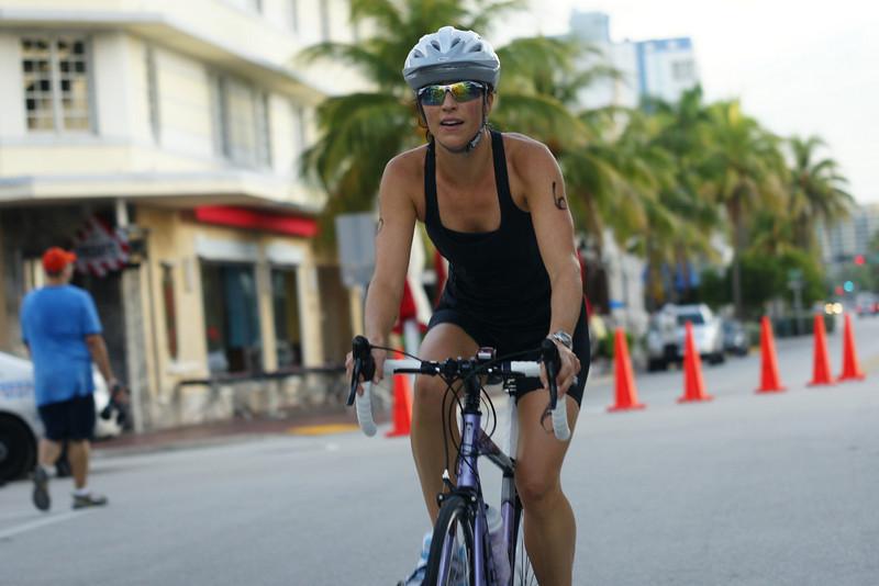 Publix South Beach, FL Triathlon - Duathlon - 0110