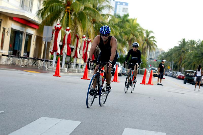 Publix South Beach, FL Triathlon - Duathlon - 0088