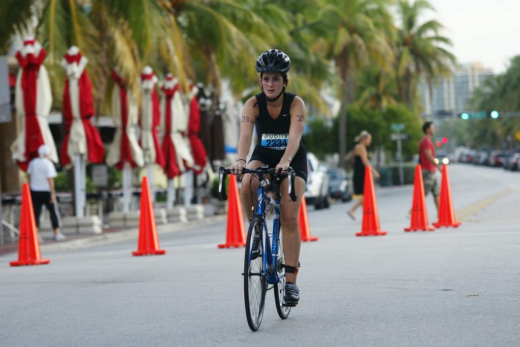 Publix South Beach, FL Triathlon - Duathlon - 0124