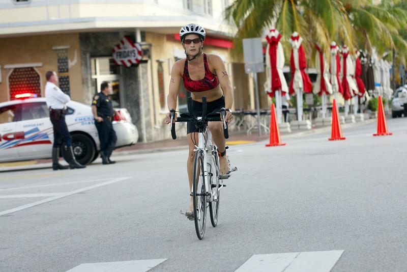 Publix South Beach, FL Triathlon - Duathlon - 0132