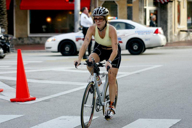 Publix South Beach, FL Triathlon - Duathlon - 0078