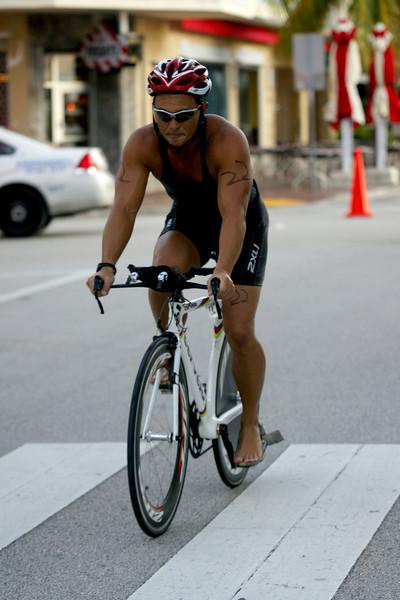 Publix South Beach, FL Triathlon - Duathlon - 0081