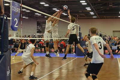 Pulse 17 Boy's Jr. National Championships