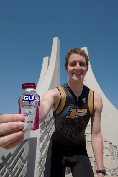 The sponsor shot for Gu.  Turned out alright, I think!