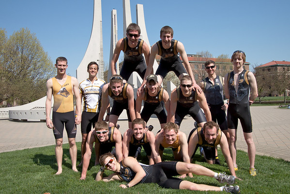 The final attempt at the pyramid.  I know this one looks a little weird, I had to rescue it from poor-exposure city.