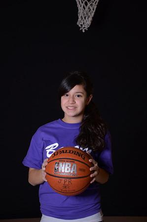 Purple Girls Team Schrock ( 11 year olds)