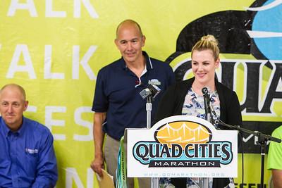 QC Marathon Press Conference