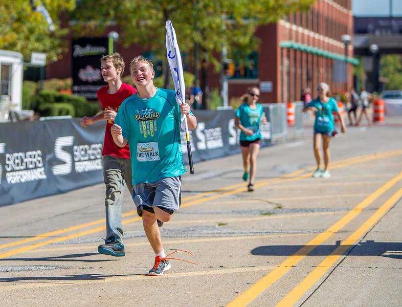 QC Marathon Walk for the Cure