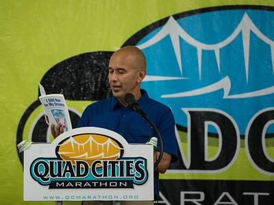 QC Marathon Press Conference