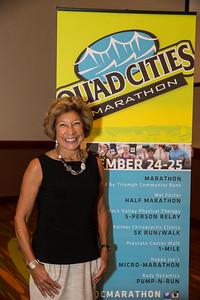 QC Marathon VIP Reception