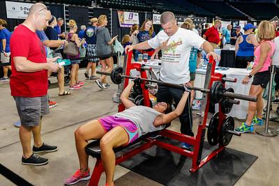 QC Marathon Expo - Pump n RUn