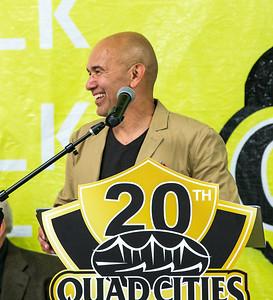 Race Director Joe Moreno