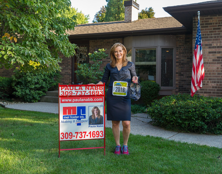 Quad Cities Marathon Professions - Realtor