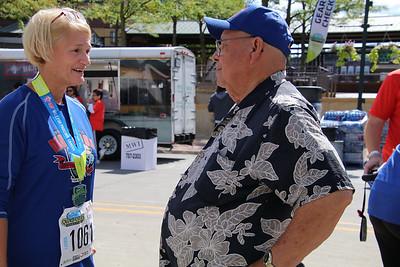 Quad Cities Marathon - Photo by Larry Engstrom