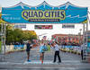Quad Cities Marathon. Photo by JR Howell
