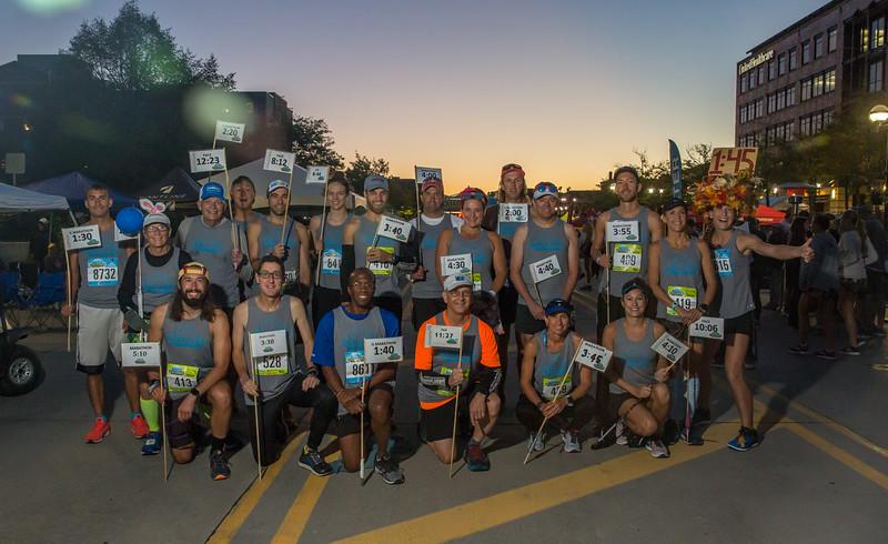 Quad Cities Marathon. Photo by JR Howell