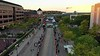 Drone Video of QC Marathon Start