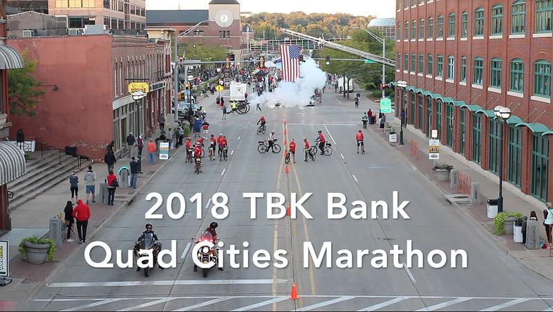 2018 TBK Bank Quad Cities Marathon